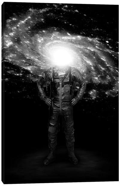 Mr. Galaxy Canvas Print #NID182