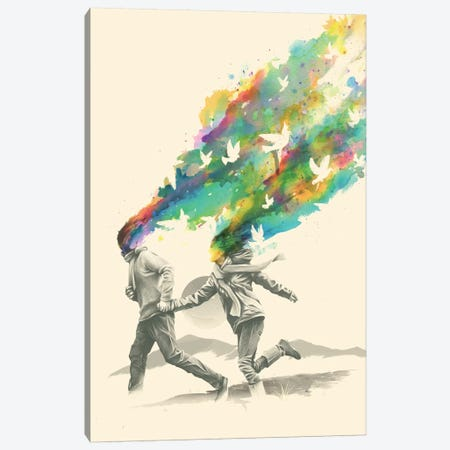 Emanate Canvas Print #NID18} by Nicebleed Canvas Print