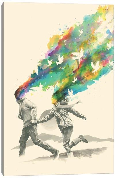 Emanate Canvas Art Print