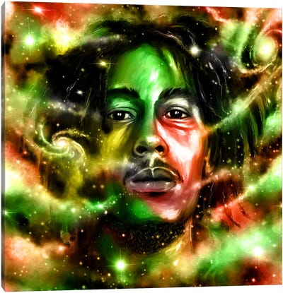 Bob Canvas Art Print