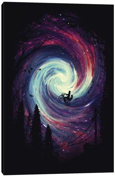 Adventure Time Canvas Print #NID1
