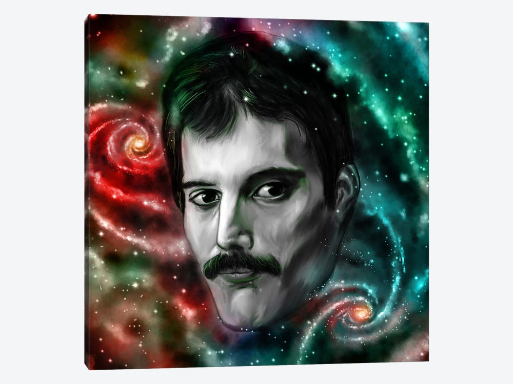 Freddie by Nicebleed 1-piece Art Print
