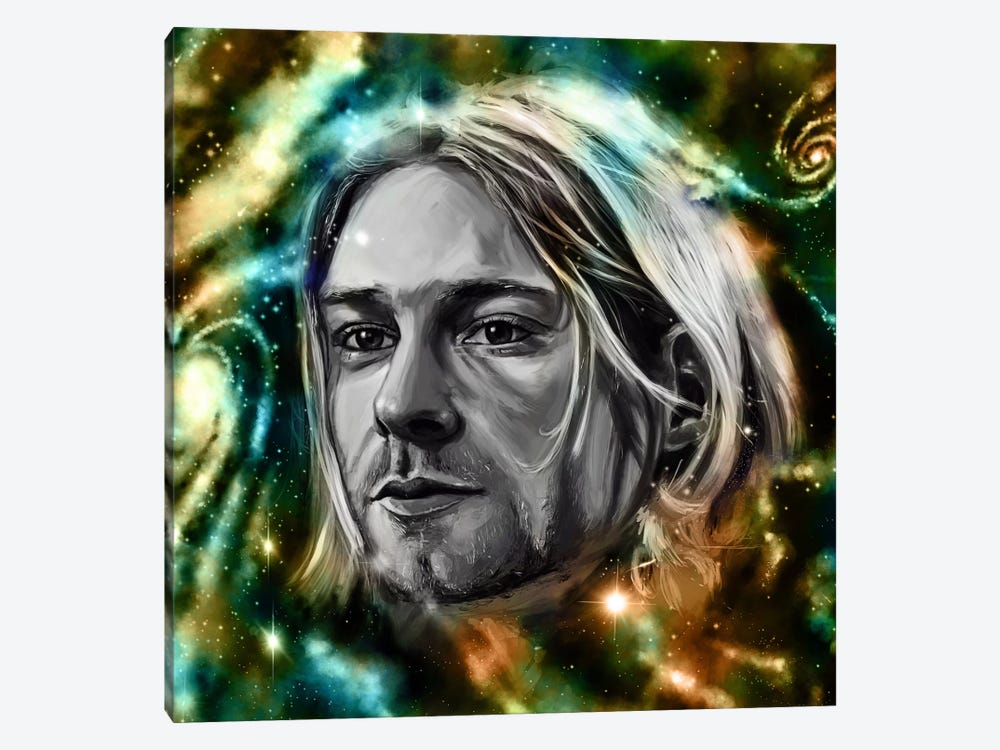 Kurt by Nicebleed 1-piece Canvas Art