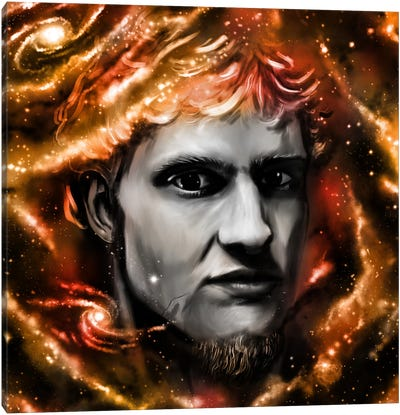 Layne Canvas Art Print