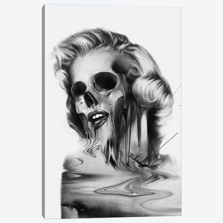 Marilyn Canvas Print #NID209} by Nicebleed Canvas Print