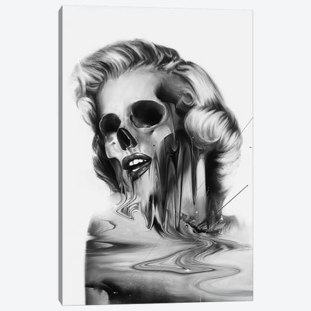 Marilyn Canvas Print #NID209} by Nicebleed Canvas Print