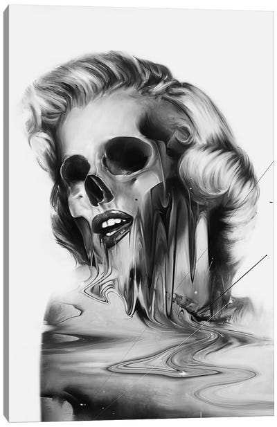 Marilyn Canvas Print #NID209