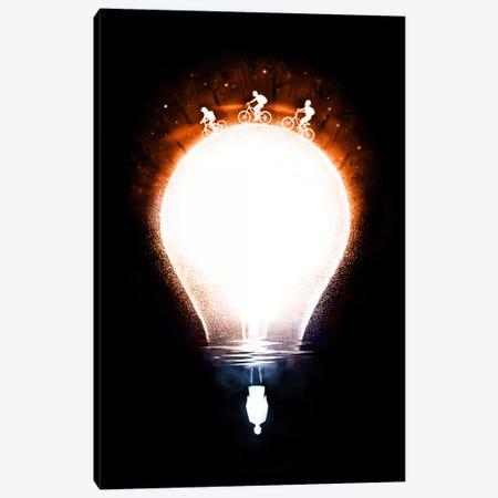 Strange Light Canvas Print #NID216} by Nicebleed Art Print