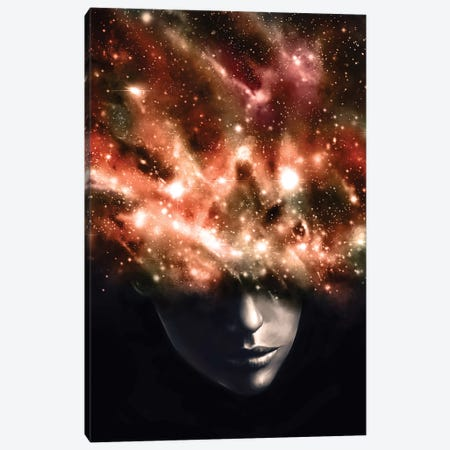 Everything I See I Canvas Print #NID225} by Nicebleed Canvas Art