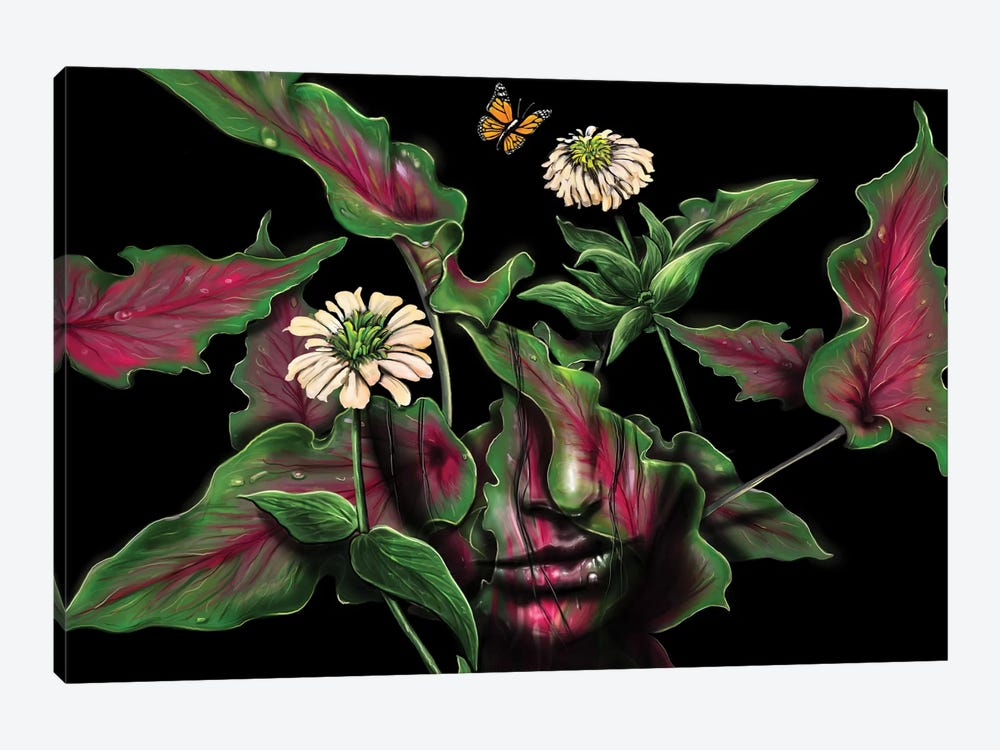 Felicity by Nicebleed 1-piece Canvas Wall Art