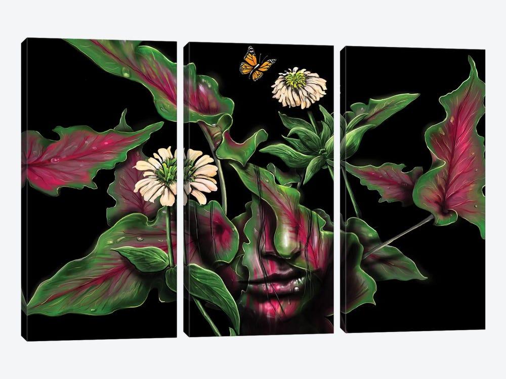 Felicity by Nicebleed 3-piece Canvas Artwork