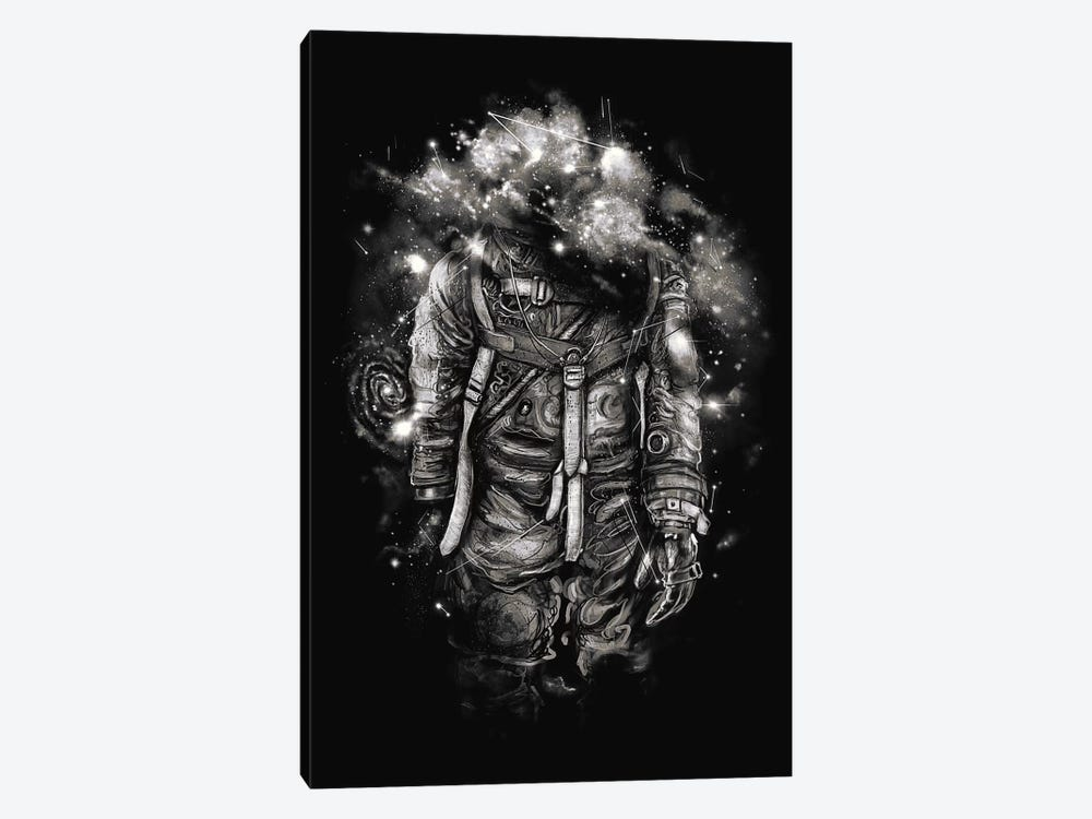 Lost In Cosmic Shades 1-piece Art Print