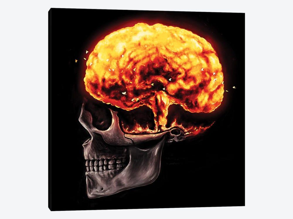 Mind Blown by Nicebleed 1-piece Canvas Wall Art
