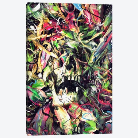 Buried Canvas Print #NID242} by Nicebleed Canvas Art Print