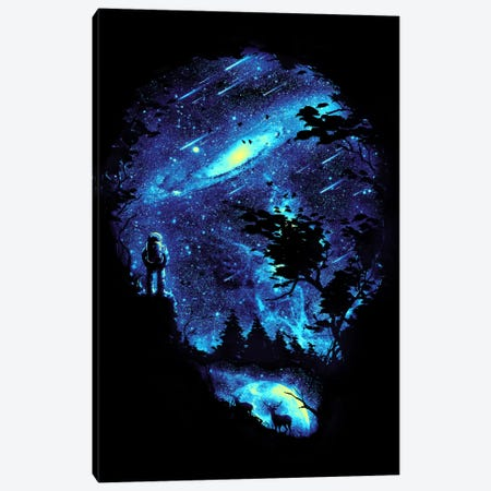 Cosmic Revelation Canvas Print #NID245} by Nicebleed Canvas Art