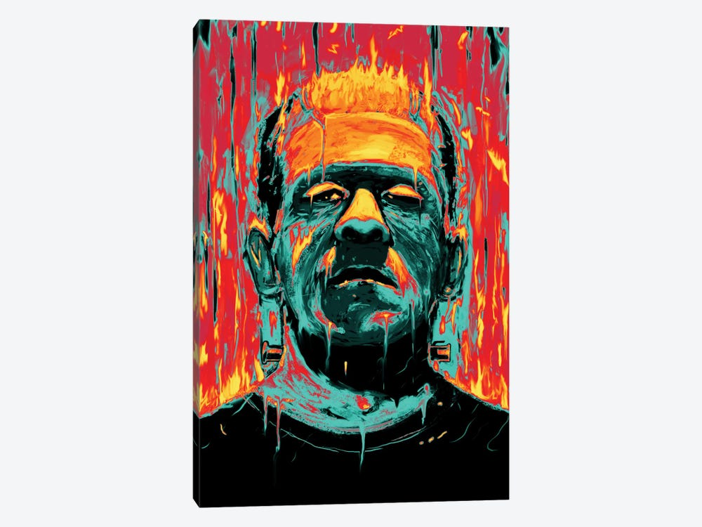 Frankenstein by Nicebleed 1-piece Canvas Print