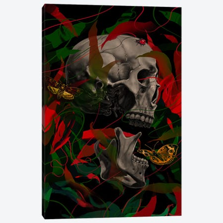 Existence I Canvas Print #NID251} by Nicebleed Canvas Artwork