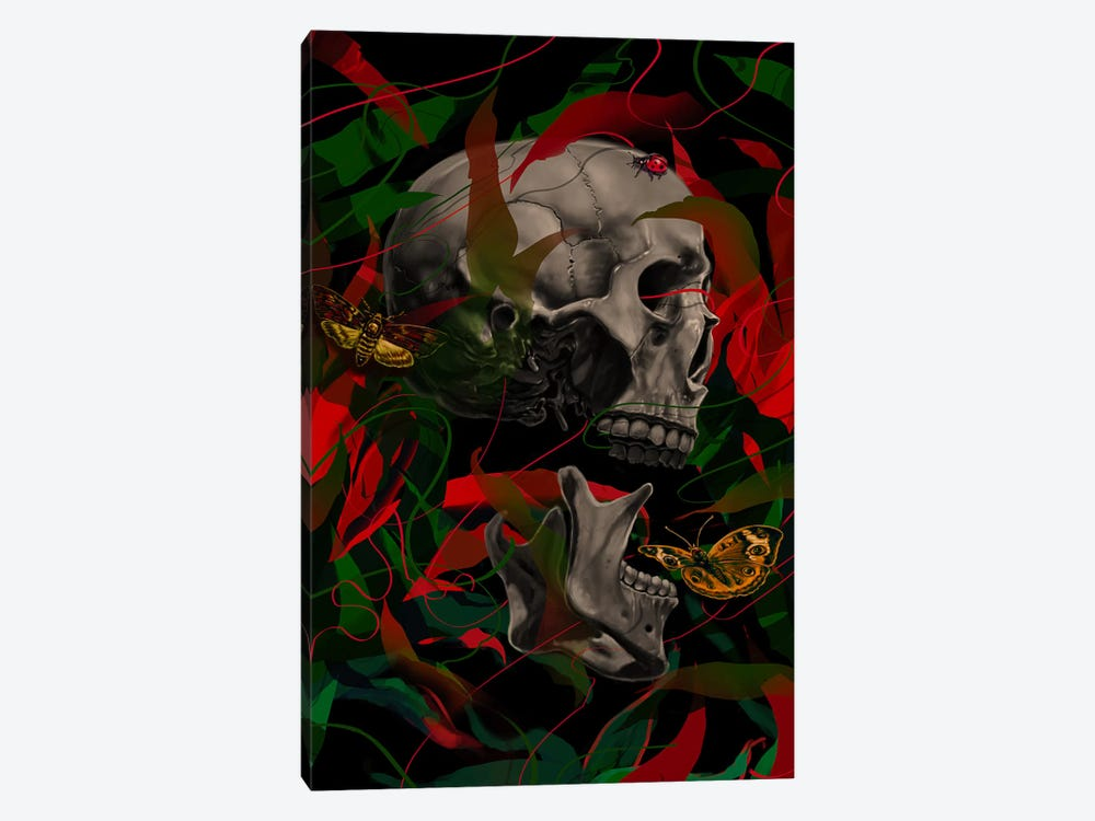 Existence I by Nicebleed 1-piece Canvas Art Print
