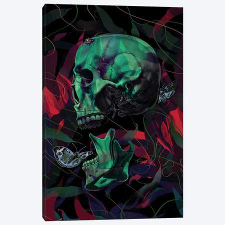 Existence II Canvas Print #NID267} by Nicebleed Canvas Art