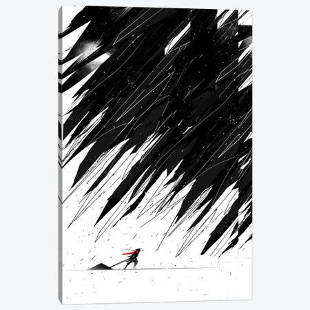 Geometric Storm Canvas Print #NID26} by Nicebleed Canvas Print
