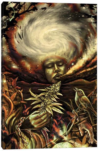 High Art Freedom Entry Canvas Art Print