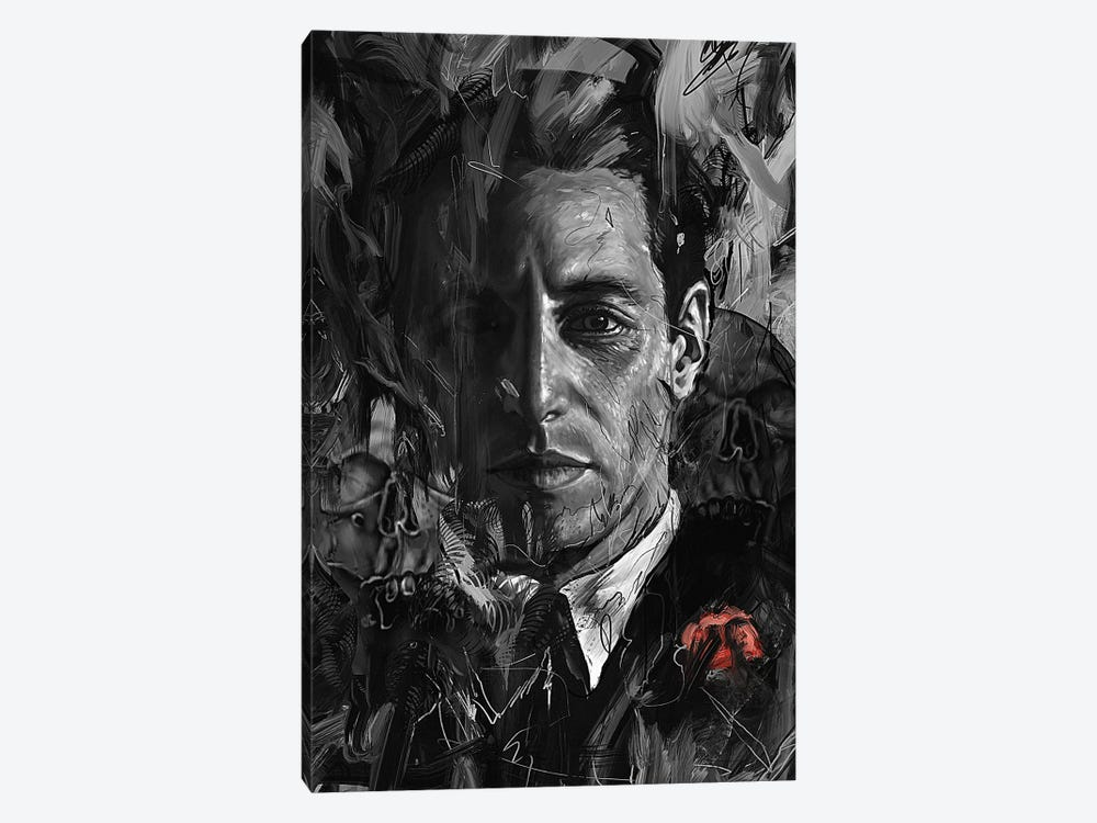 Michael Corlione by Nicebleed 1-piece Canvas Art