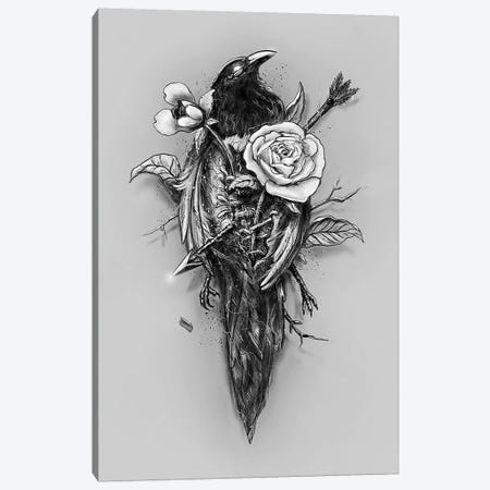 Premonition Canvas Print #NID275} by Nicebleed Canvas Print