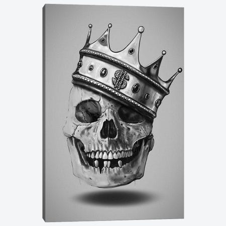 Hustler Canvas Print #NID289} by Nicebleed Canvas Print