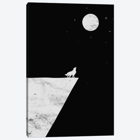 Good Night Canvas Print #NID28} by Nicebleed Canvas Wall Art