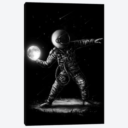 Moonlotov Canvas Print #NID290} by Nicebleed Canvas Art