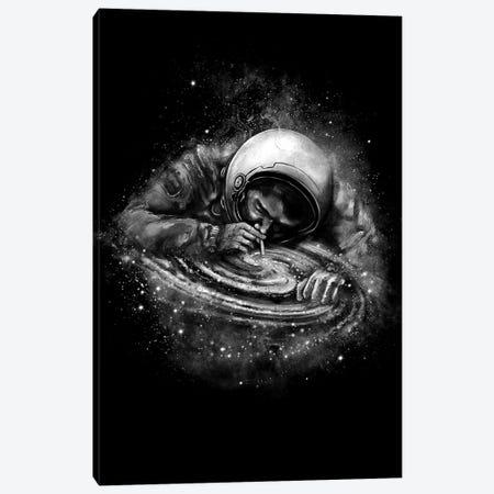 Space Junkie Canvas Print #NID293} by Nicebleed Canvas Wall Art
