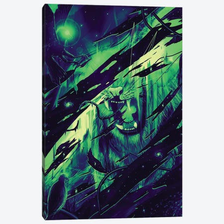 Guardian Canvas Print #NID29} by Nicebleed Canvas Art