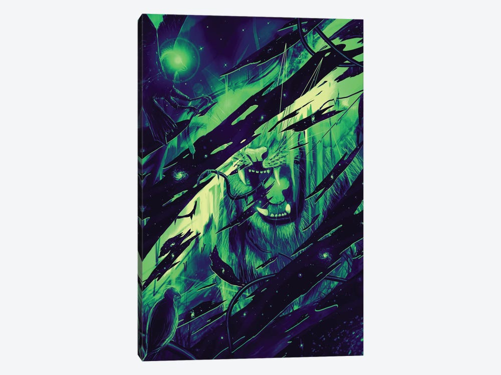 Guardian by Nicebleed 1-piece Canvas Artwork