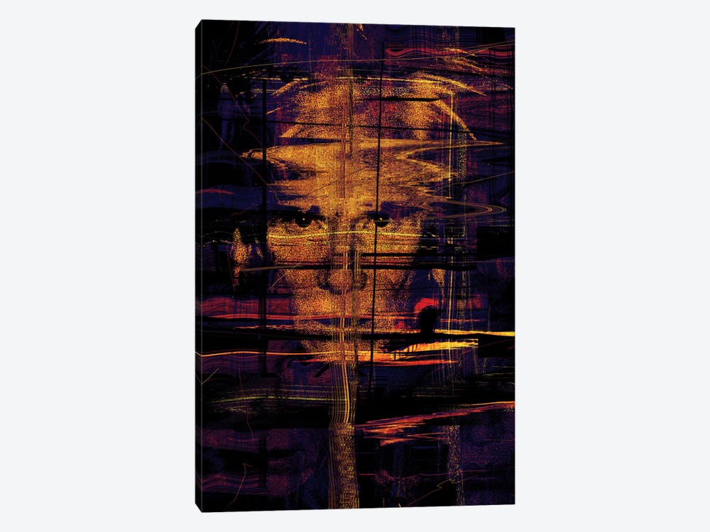 Andy Warhol by Nicebleed 1-piece Canvas Art