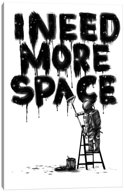 I Need More Space II Canvas Art Print