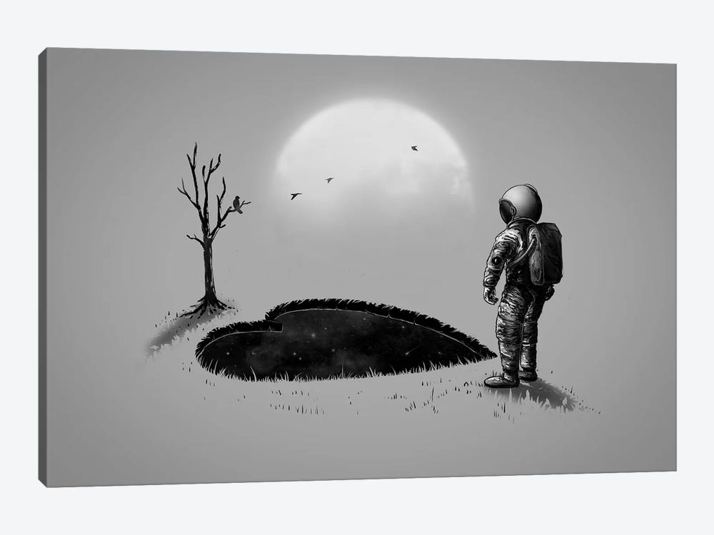 Love Hole by Nicebleed 1-piece Art Print