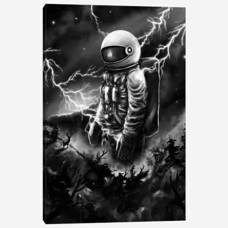 Sleepwalker Canvas Print #NID304} by Nicebleed Art Print