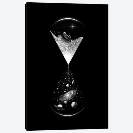 Spacetime Canvas Print #NID307} by Nicebleed Canvas Art Print