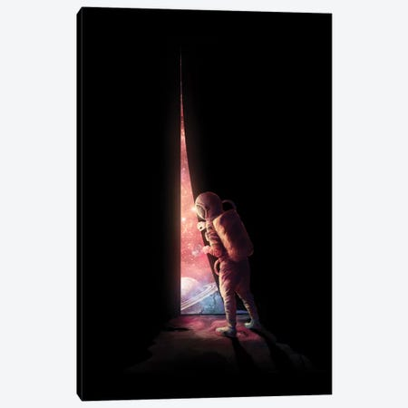 The Opening I Canvas Print #NID309} by Nicebleed Canvas Art