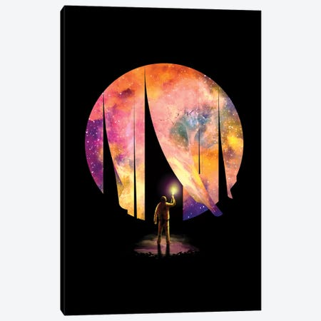 Unknown II Canvas Print #NID312} by Nicebleed Canvas Print