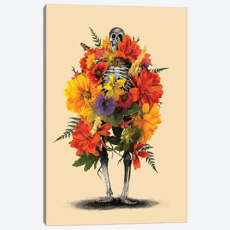 Dress To Kill Canvas Print #NID319} by Nicebleed Canvas Print