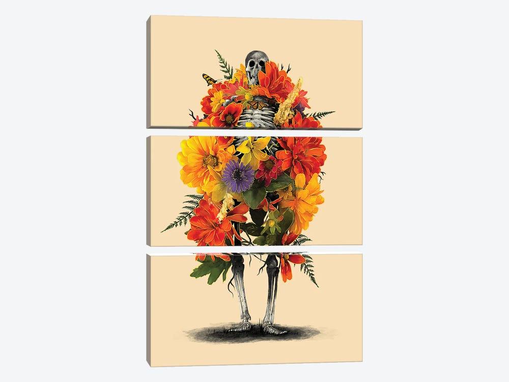 Dress To Kill by Nicebleed 3-piece Canvas Artwork