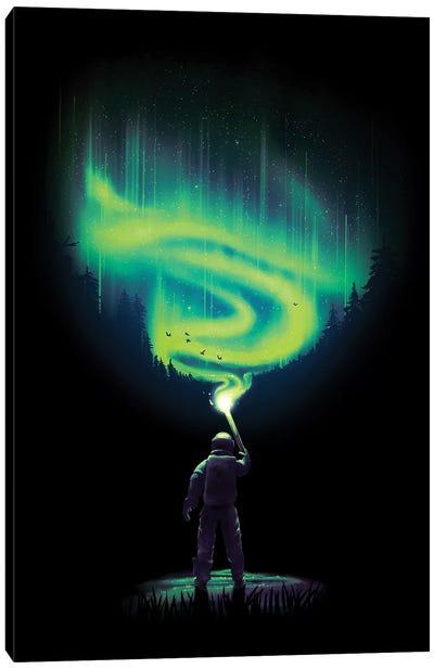 Illuminate Aurora Canvas Art Print