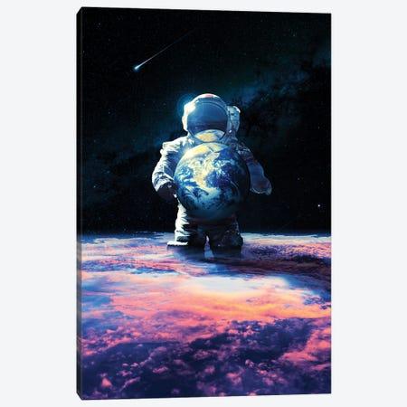 Drop Off Canvas Print #NID328} by Nicebleed Canvas Art