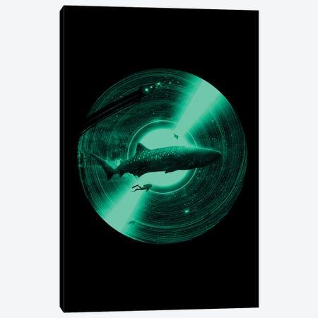 Oceanic Tune Canvas Print #NID333} by Nicebleed Canvas Art Print