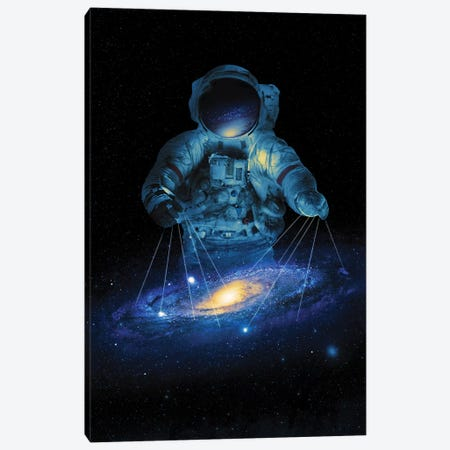 The Architect Canvas Print #NID335} by Nicebleed Canvas Art