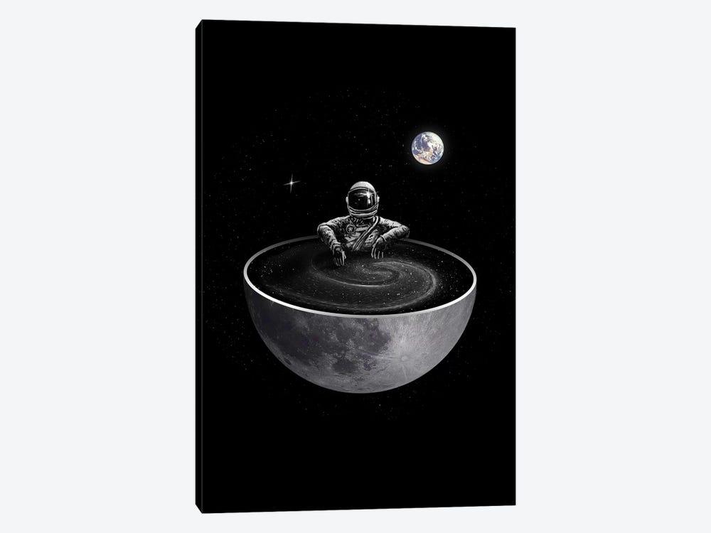 Easy - Moon Version by Nicebleed 1-piece Canvas Artwork