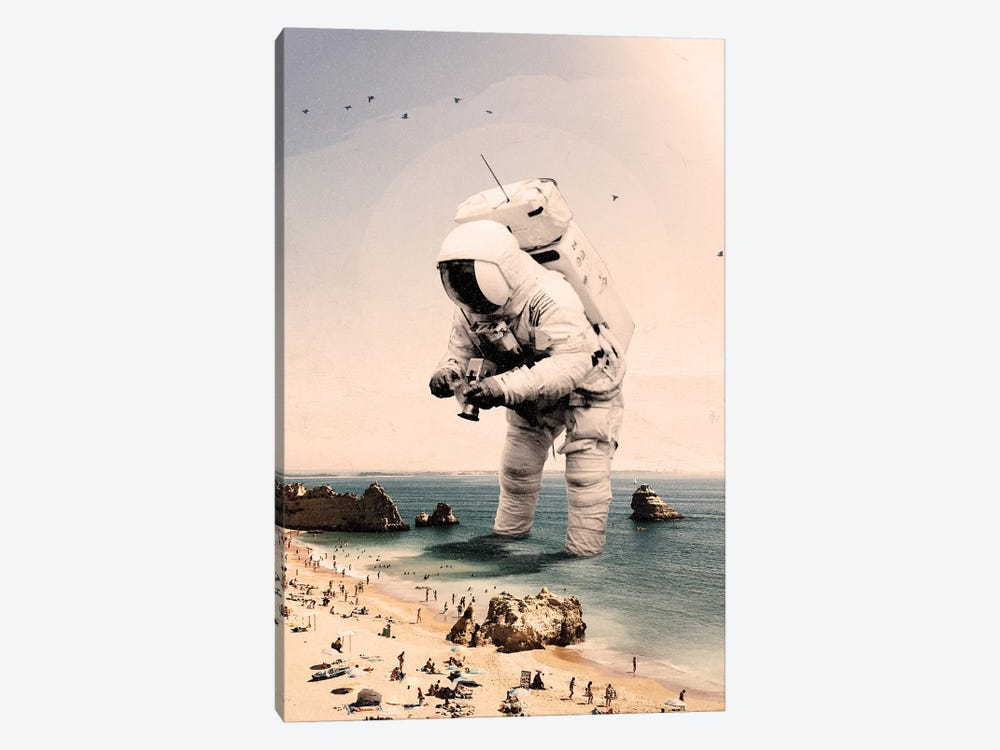 The Speculator I by Nicebleed 1-piece Canvas Print