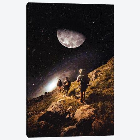 Traverse Canvas Print #NID371} by Nicebleed Canvas Print