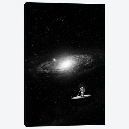 Drifter Canvas Print #NID376} by Nicebleed Canvas Wall Art